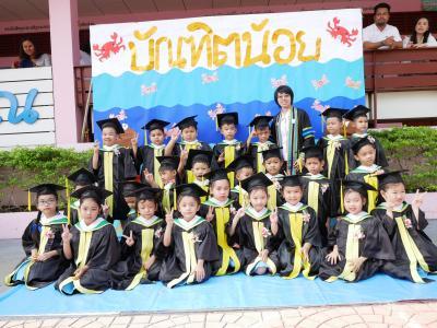 บัณฑิตน้อย ปีการศึกษา 2561